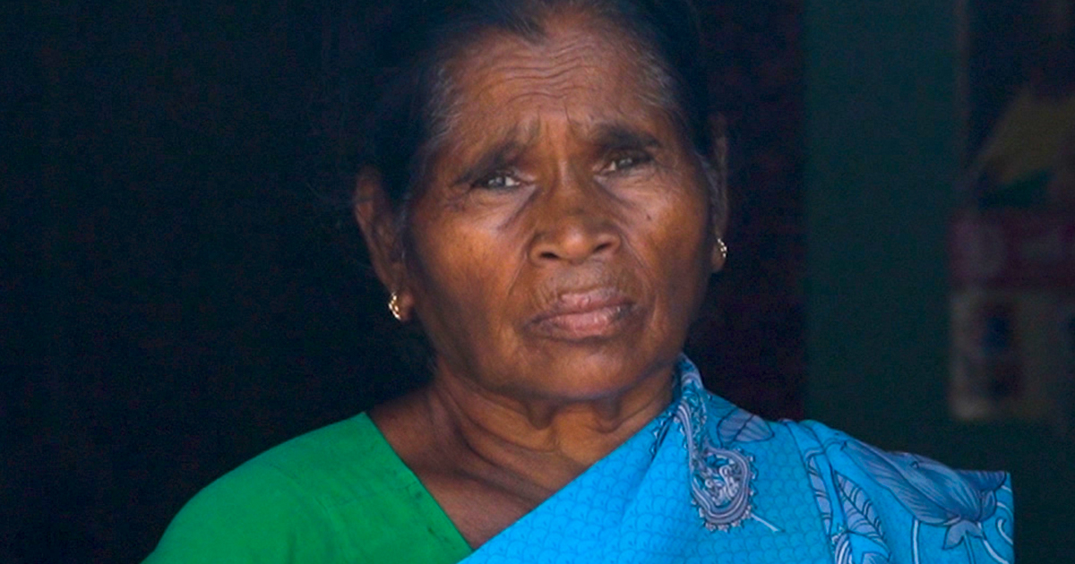 Woman in South Asia