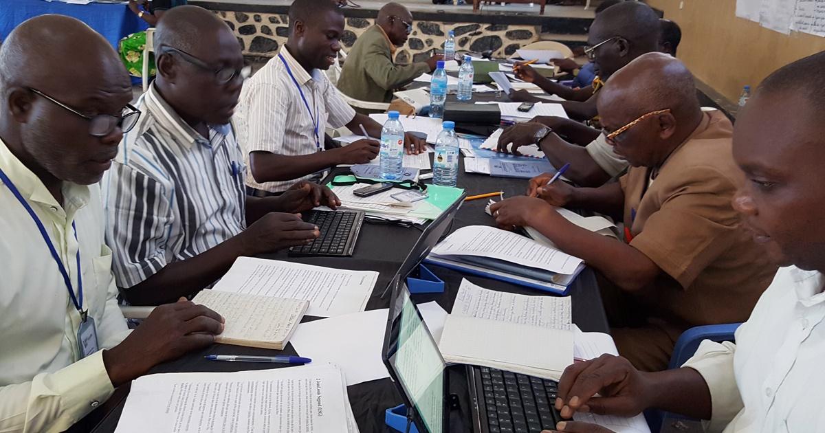 MAST Training in DRC