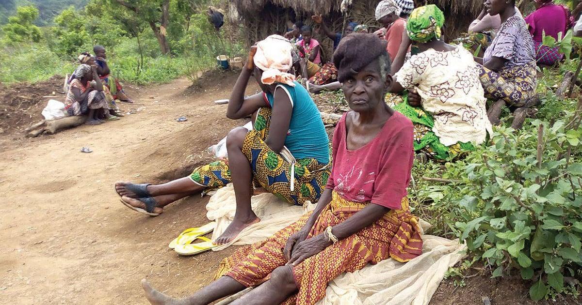 Women in Cameroon