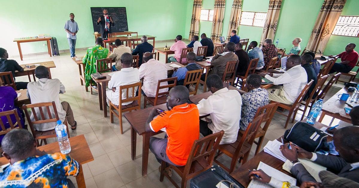 Training Local Bible Translators