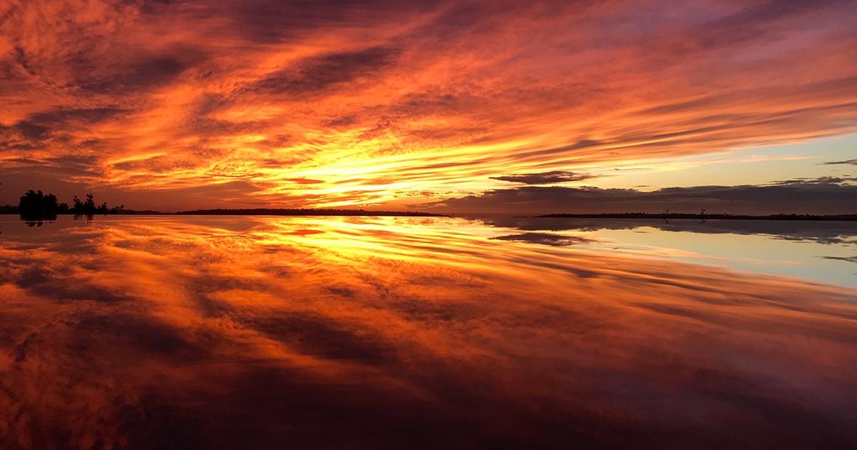 sunset - Wycliffe Associates   Bible translation