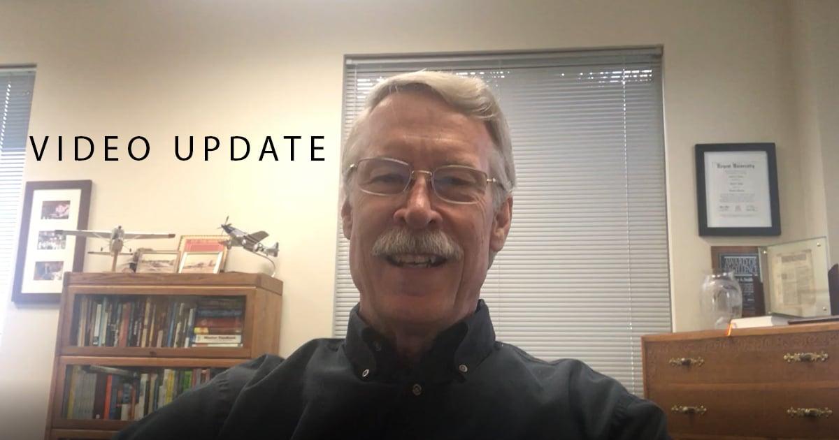 aug 25 Bruce Video Update